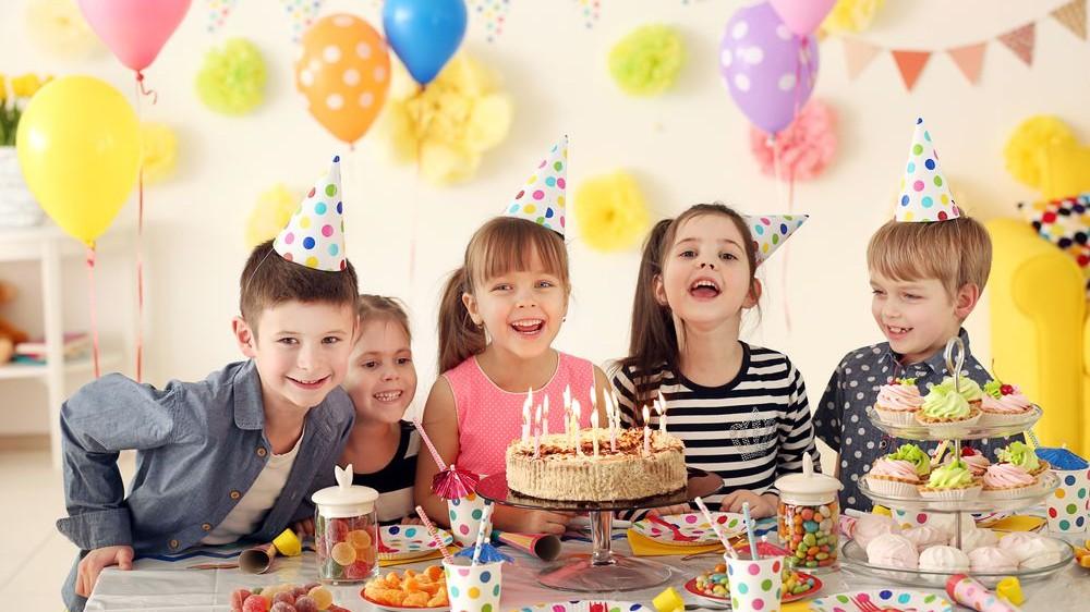 Sjove idéer til børnefødselsdage