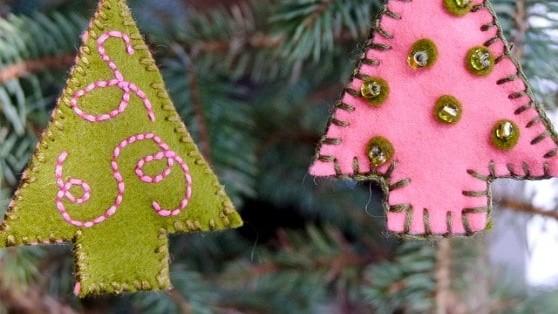 hjemmelavet julepynt